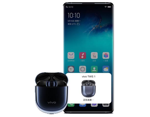 Vivo Earphone Stereo Nirkabel Sejati dengan Bluetooth 5.0 diumumkan 1