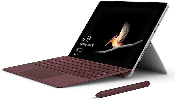 microsoft go surface - best windows tablet game