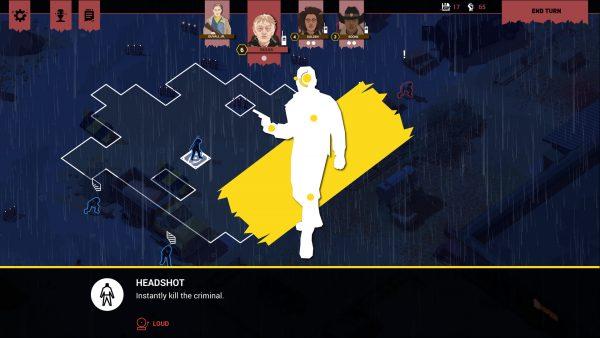 Преглед на полициските бунтовници: Интересни приказни опремени со стратешка игра 4