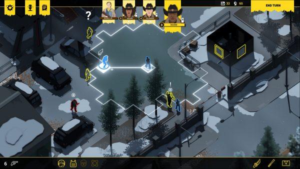 Преглед на полициските бунтовници: Интересни приказни опремени со стратешка игра 2