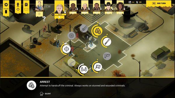 Преглед на полициските бунтовници: Интересни приказни опремени со стратешка игра 5
