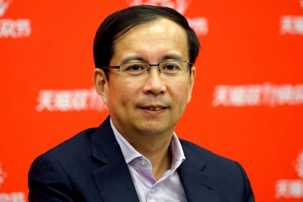 Даниэль Чжан