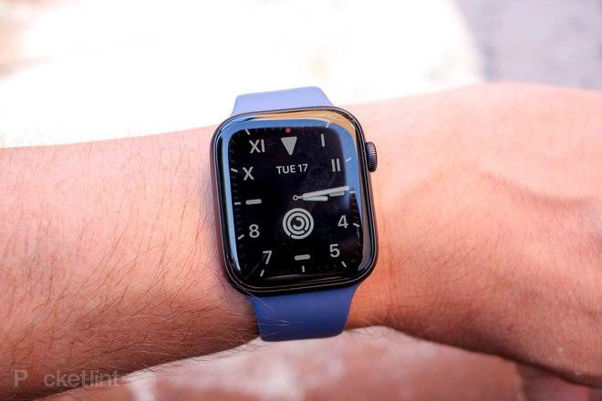 seri jam tangan apel 5
