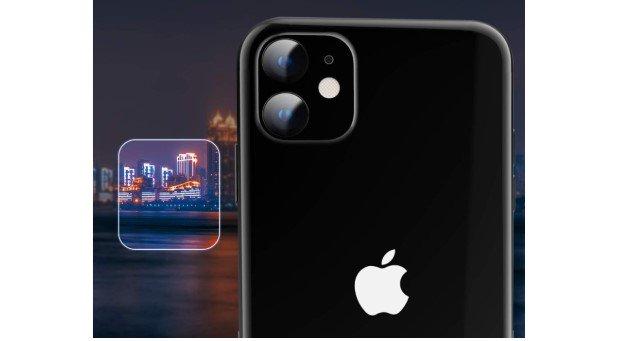 5. Vỏ ống kính camera của iPhone MoKo 11