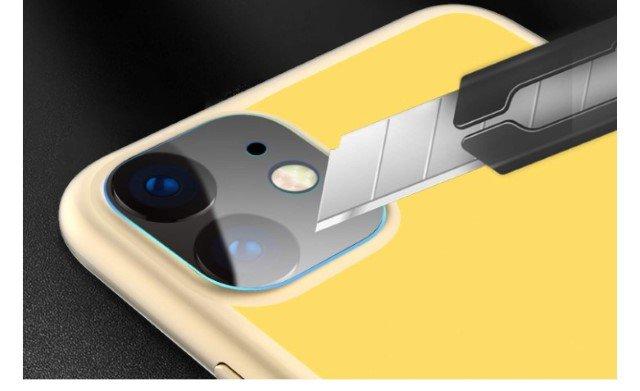 7. Vỏ ống kính camera của iPhone TiMOVO 11