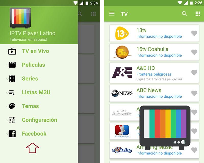 Latino IPTV Oynatıcı