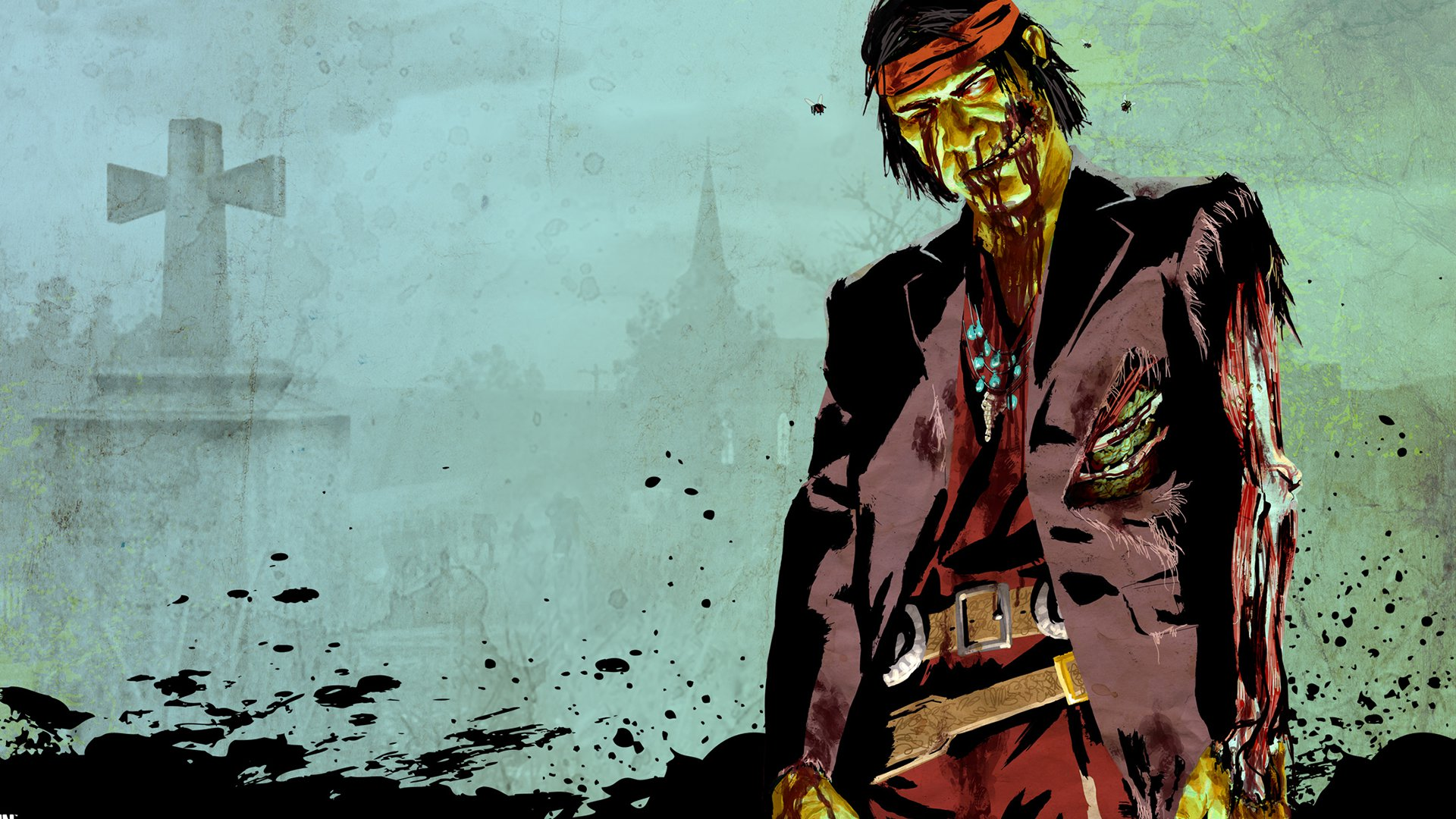 Red Dead Zombies online: Poskytovanie nemŕtvych nočných morí alebo nešťastných chýb? 1