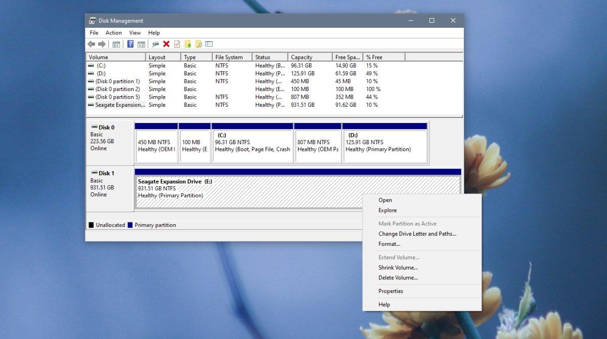 Necə dəyişdirmək olar sistema sürücü sənədləri Windows 10 2