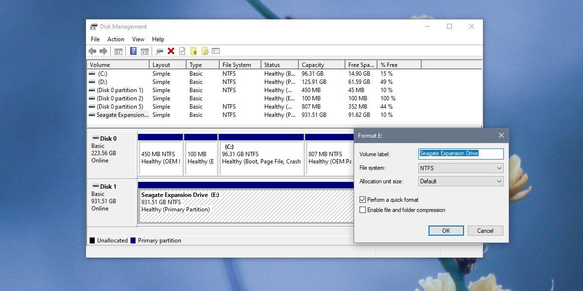 Necə dəyişdirmək olar sistema sürücü sənədləri Windows 10 3
