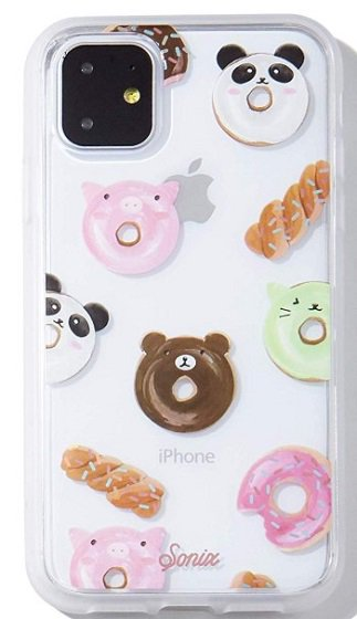 Vinilo o funda para iPhone Cute Sonix 11