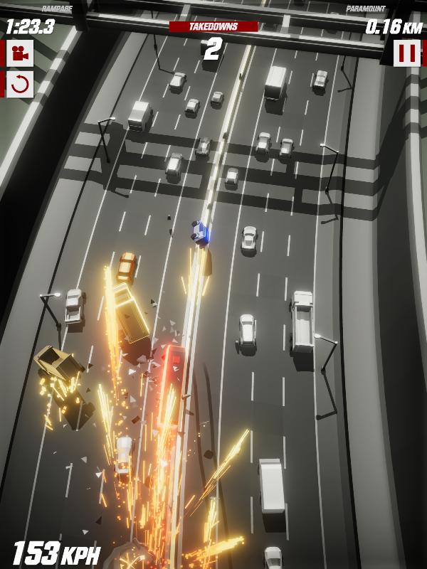 Speed Demony, teraz dostępne pod adresem Apple Arcade to spektakularny wyścig o dużej prędkości. 3]
