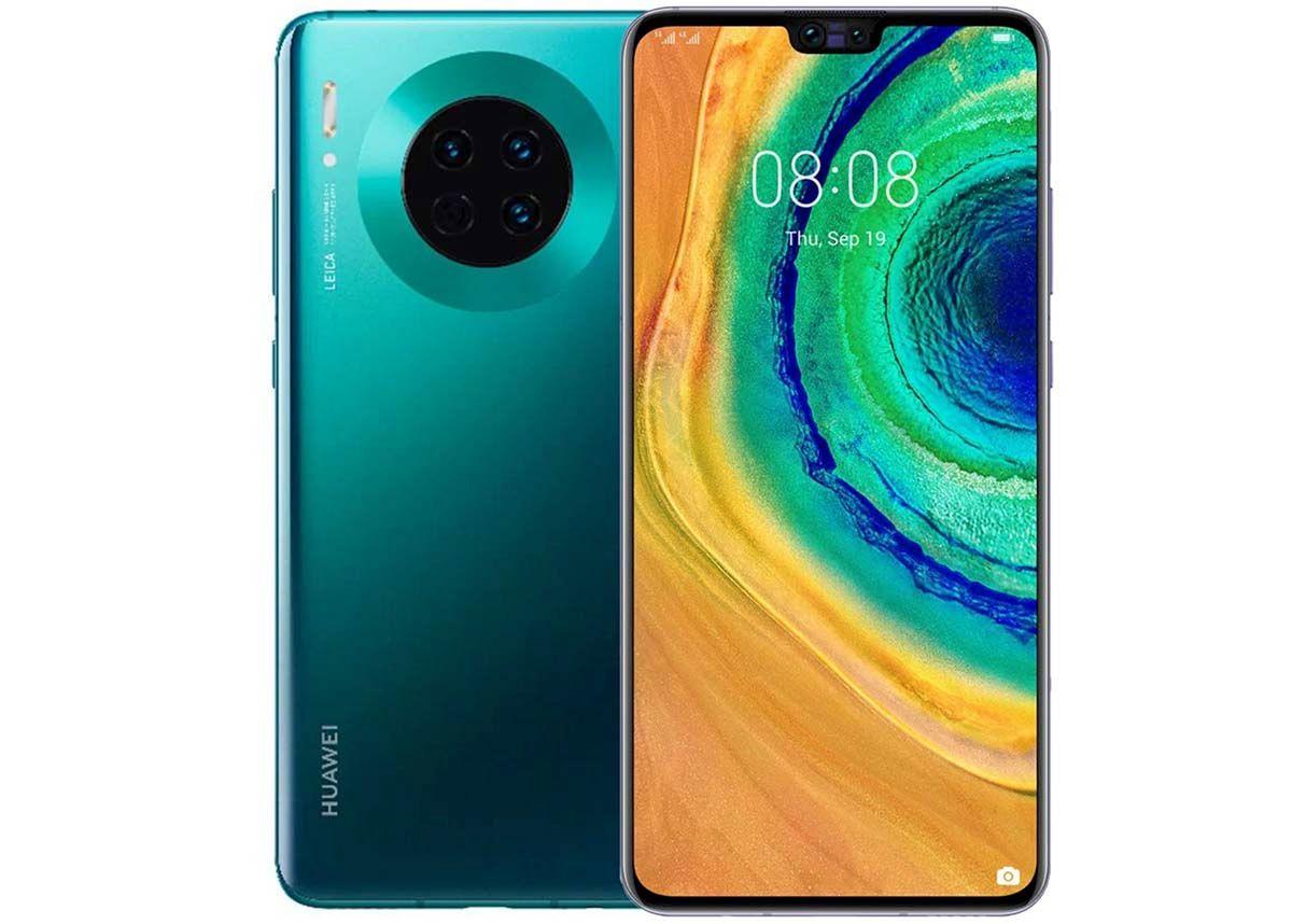 Huawei Mate 30 без Google