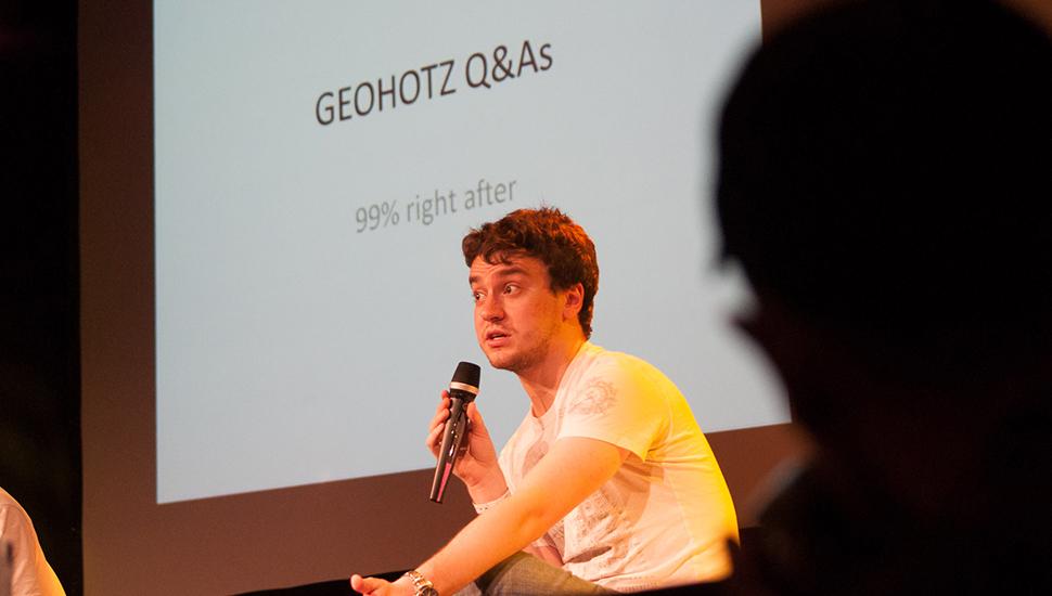 Geohot beralih dari jailbreak ke root dan menghadirkan Towelroot ke root Galaxy S5 2