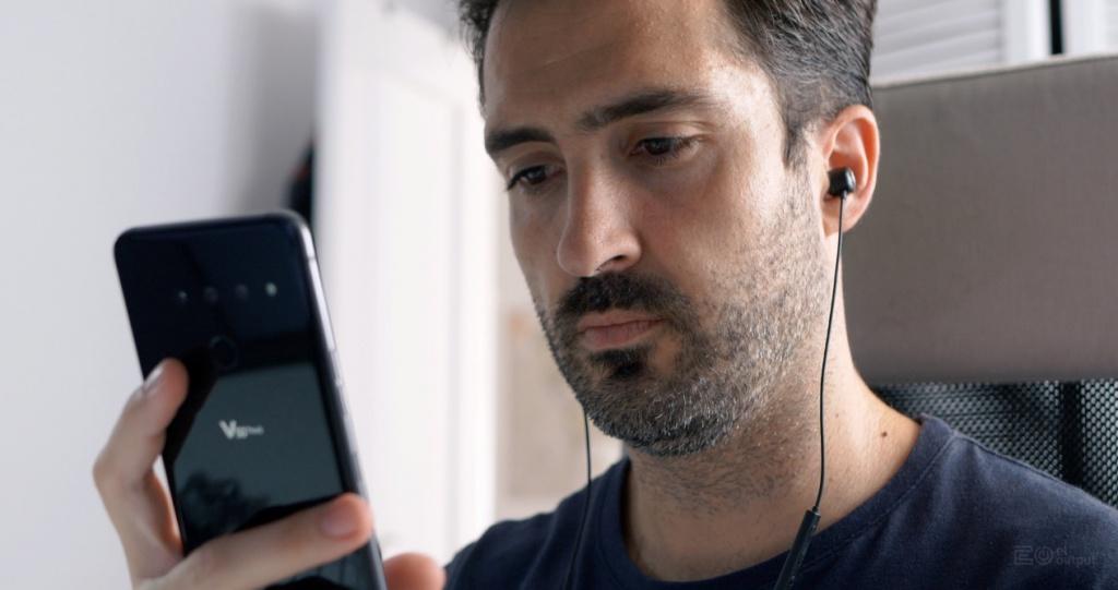 LG V50 ThinQ, nəzərdən keçirin: bəyənmək üçün ən yaxşısı olmaq lazım deyil 6