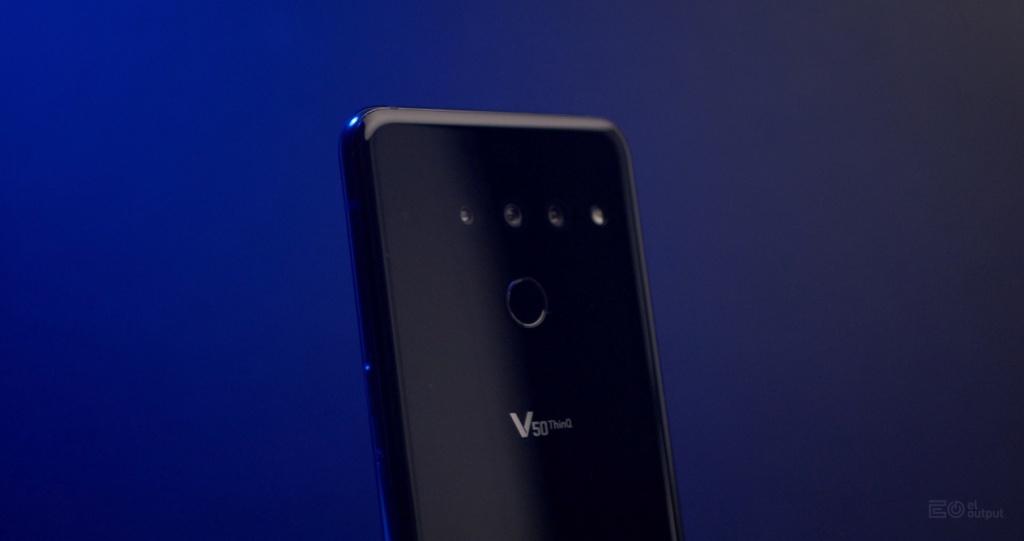 LG V50 ThinQ, nəzərdən keçirin: bəyənməyiniz üçün ən yaxşısı olmaq lazım deyil 10