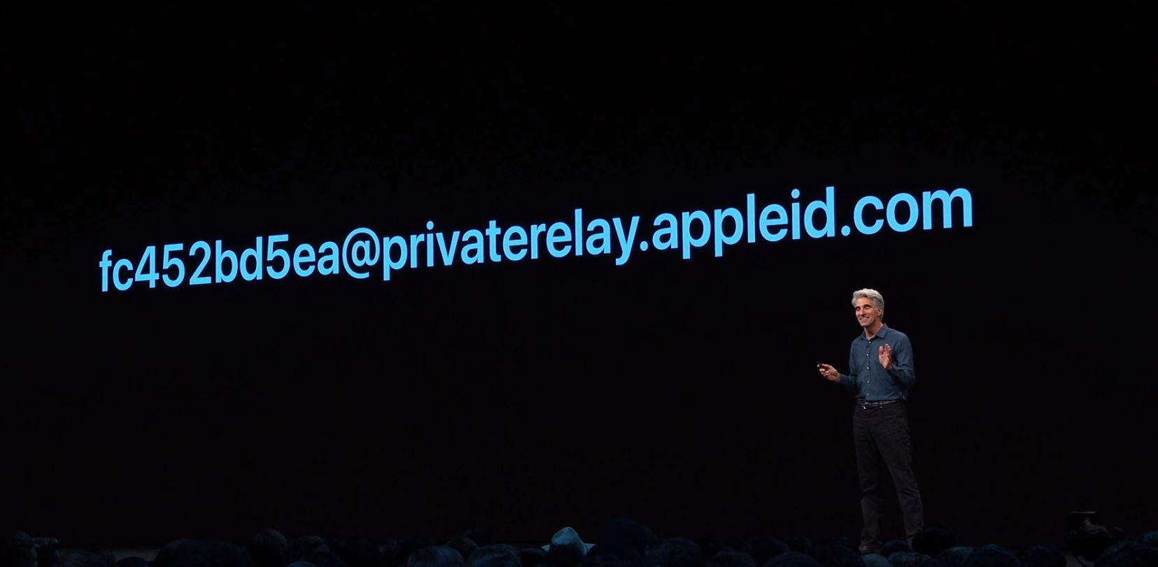 rastgele mektup Apple