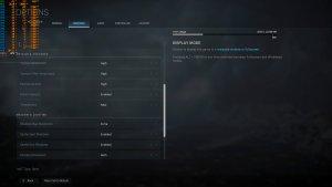 Aquí están las configuraciones gráficas de la PC para Call of Duty Modern Warfare Open Beta 1