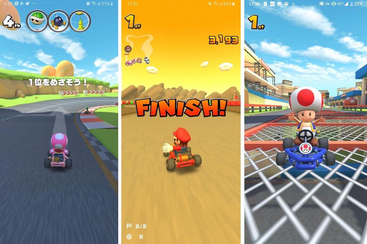 Mario Kart Tour (2)