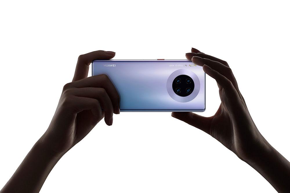 Huawei ја лансира серијата на паметни телефони 30 Мате 1