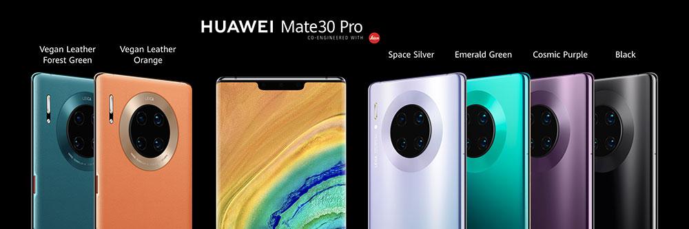 Huawei ја лансира серијата на паметни телефони 30 Mate 3