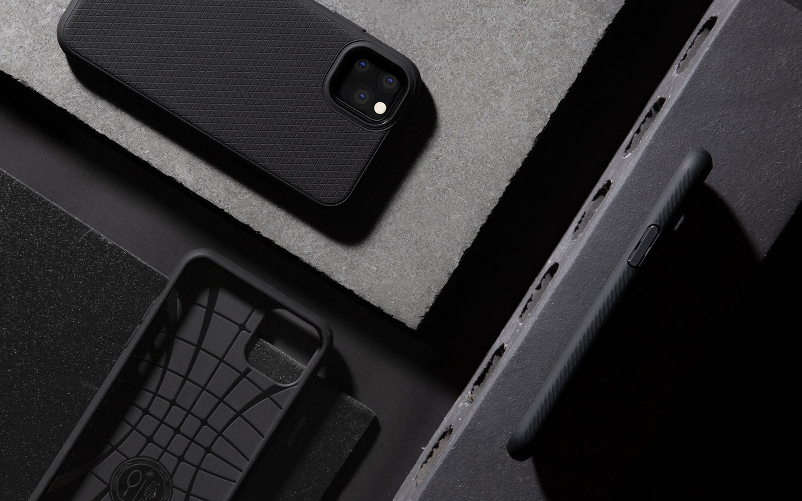 Spigen Liquid Air untuk iPhone 11