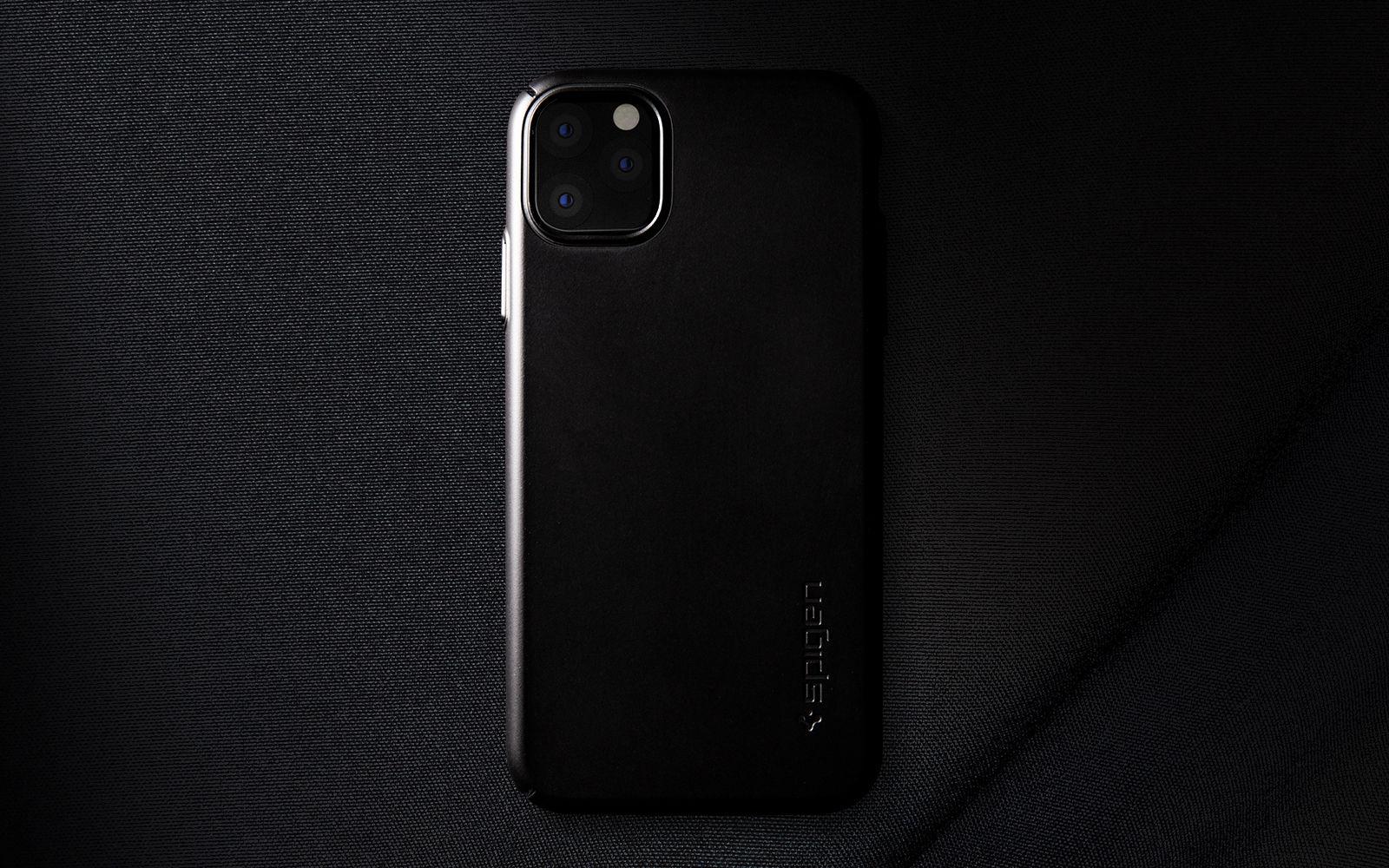 Spigen Thin Fir Air untuk iPhone 11