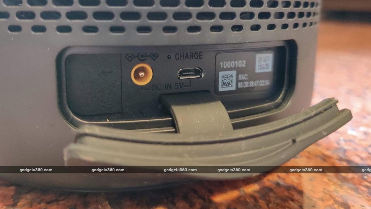 sony xb402m revisó el puerto de Sony