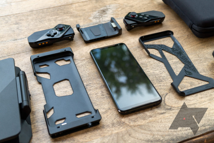 Asus ROG 2 phone is a race car that wants to be your daily driver 15