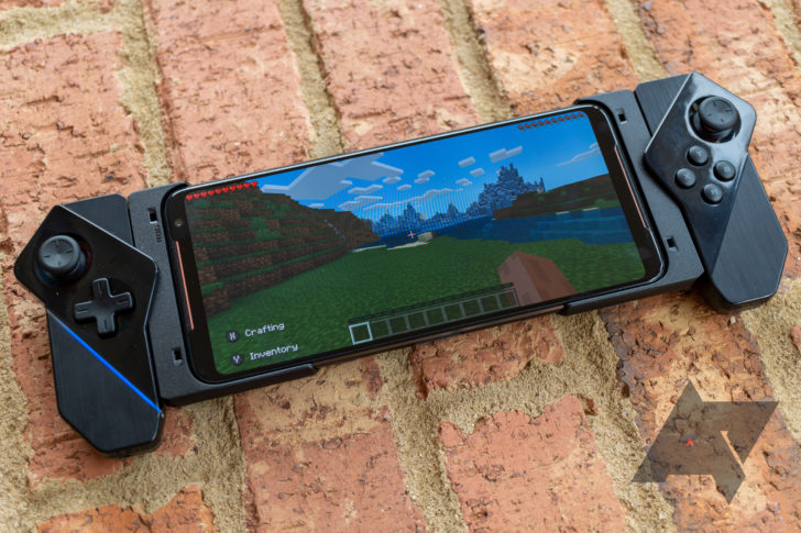 Asus ROG 2 phone is a race car that wants to be your daily driver 16