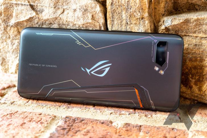 Asus ROG 2 phone is a race car that wants to be your daily driver 25