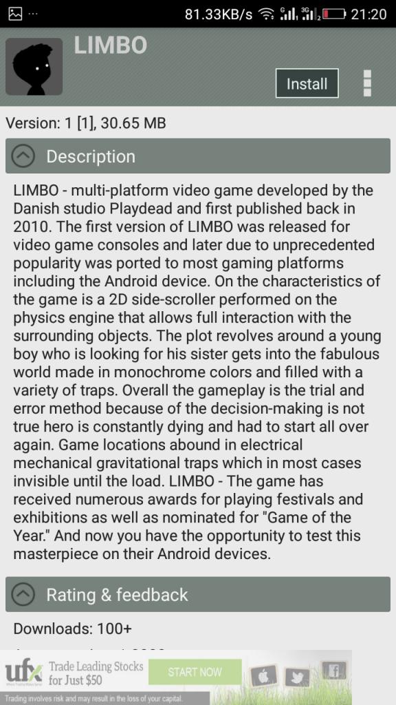 Ücretli Android uygulamaları ve oyunları ücretsiz indirme