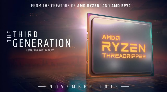 AMD Menunda Threadripper Gen ke-3, Ryzen 16-Core 9 3950X Hingga November 2
