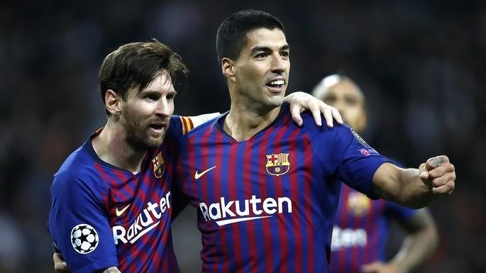 Барселона ФИФА 20