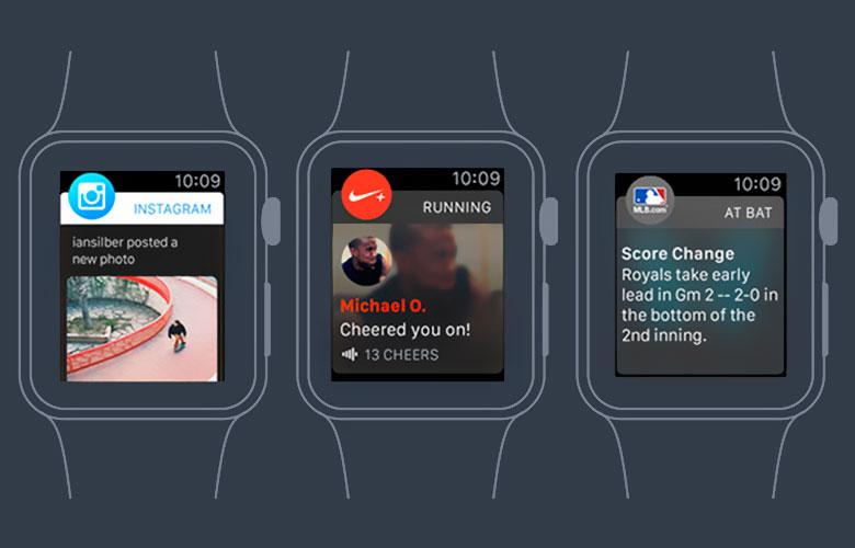 Bildirişləri necə deaktiv etmək olar Apple Watch 3