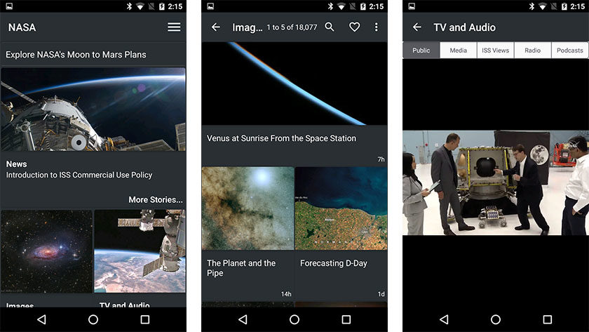 """NASA: The Best Android Wallpaper Application """"width ="""" 840 """"height ="""" 473"""