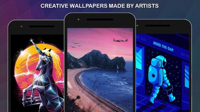"""Walli: The best Android wallpapers app """"width ="""" 840 """"height ="""" 472"""