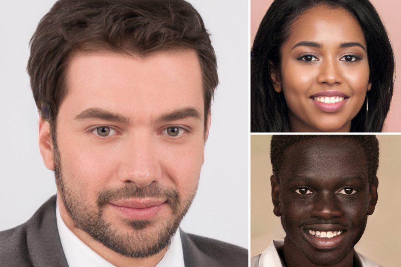 Genius AI menciptakan wajah manusia yang menakutkan seperti manusia - tetapi tidak satu pun dari orang-orang ini yang benar-benar ada