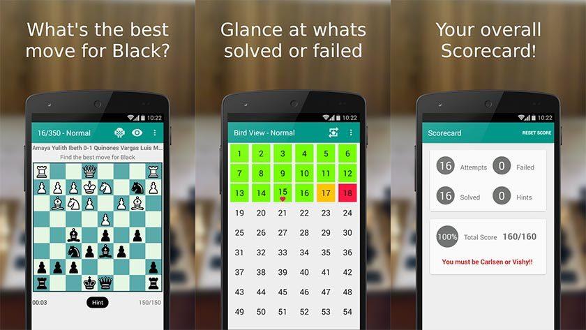 """Ichess, le meilleur jeu d'échecs pour Android """"width ="""" 840 """"height ="""" 473"""