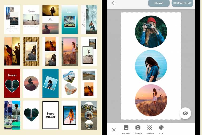 How to improve your story Instagram on Android 5