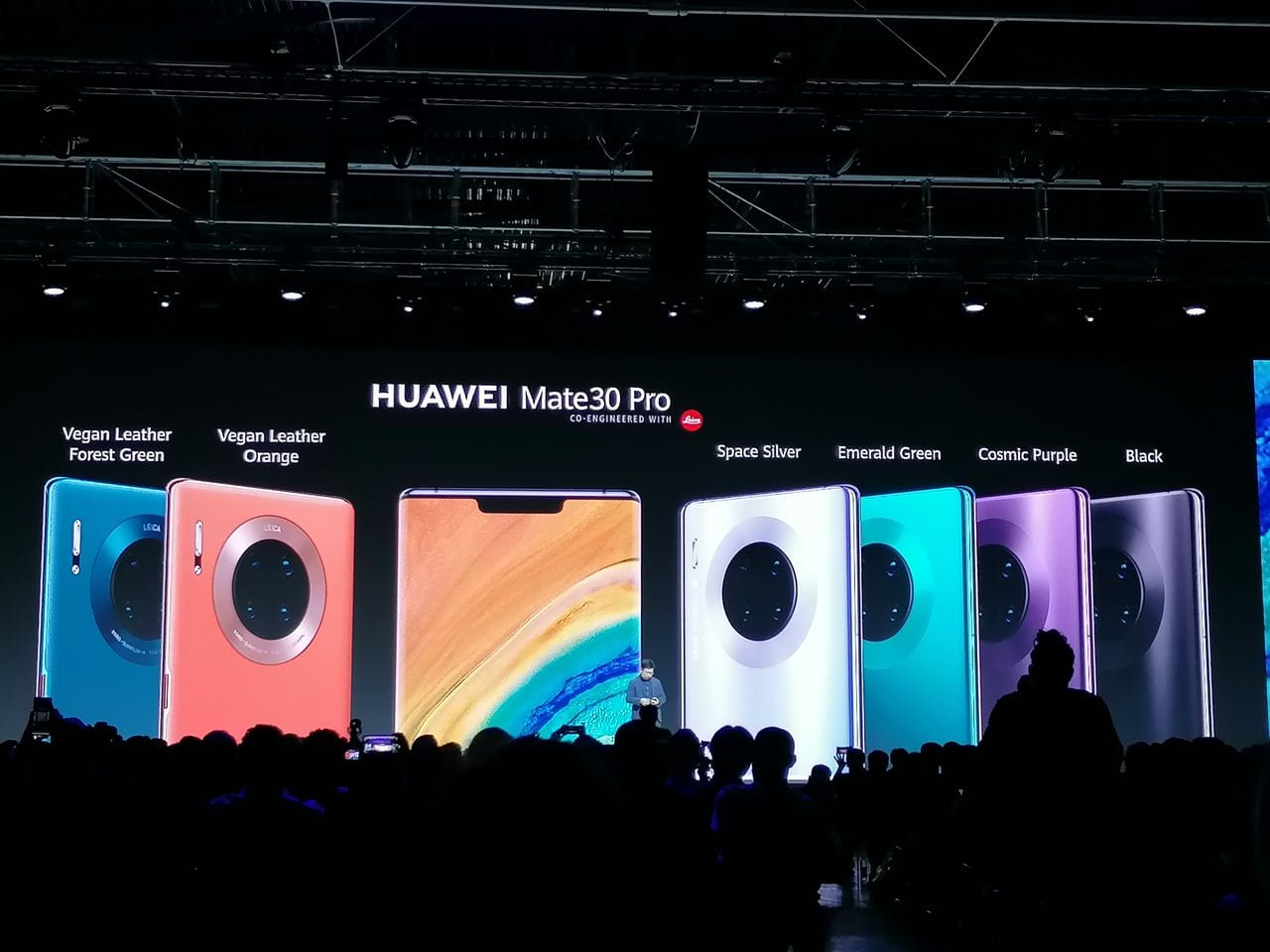 Huawei Mate 30 und Mate 30 Pro: neues High-End