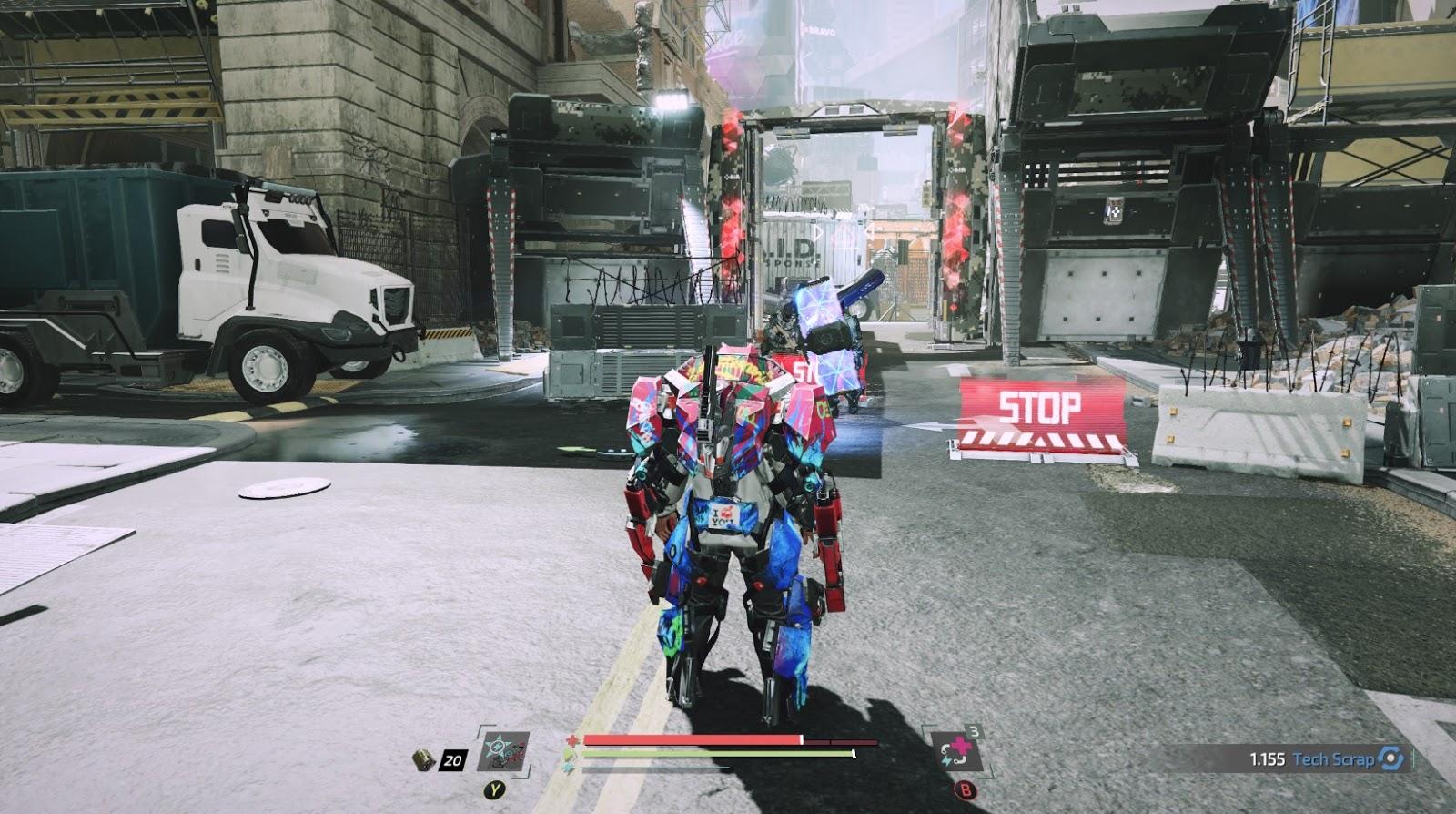 The Surge 2 - Cara Mendapatkan A.I.D Armor Untuk Orang Asing 2
