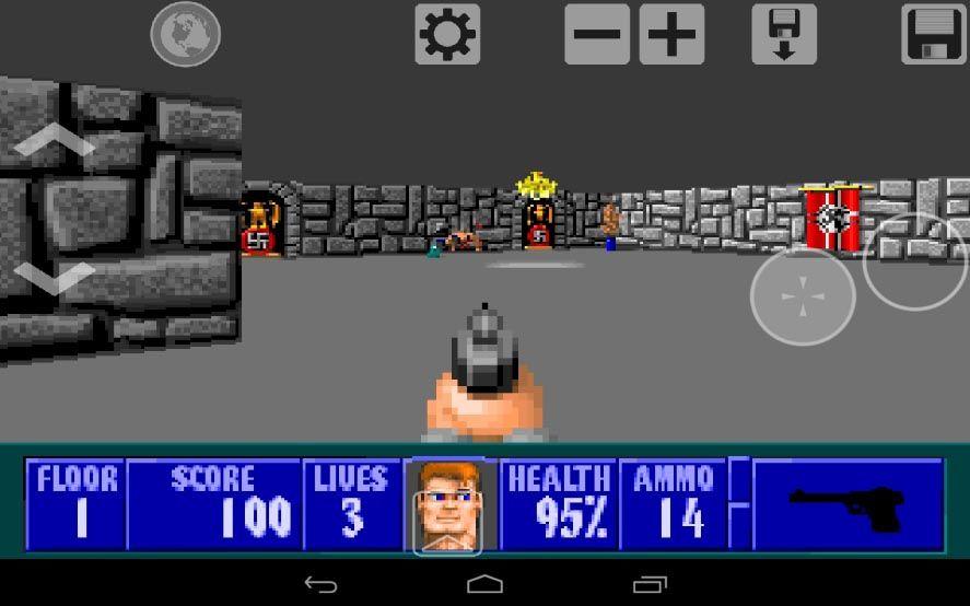 Десет класични компјутерски игри пренесени на Android 8