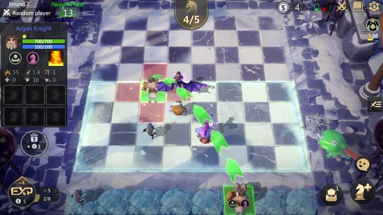 ▷ AUTO CHESS, najlepšie bezplatné šachové hry pre Android 1