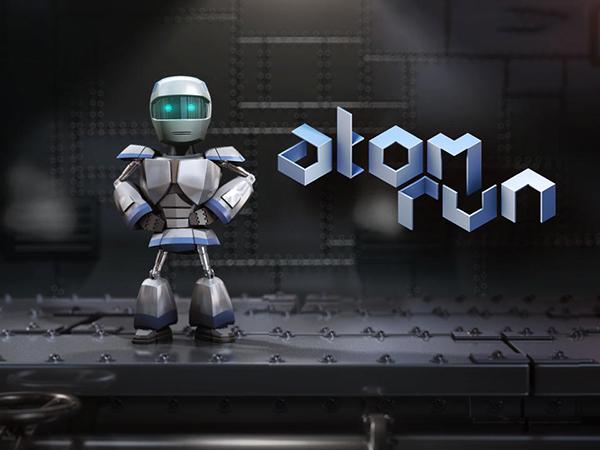 Run atom - Оваа недела апликација на iTunes 3