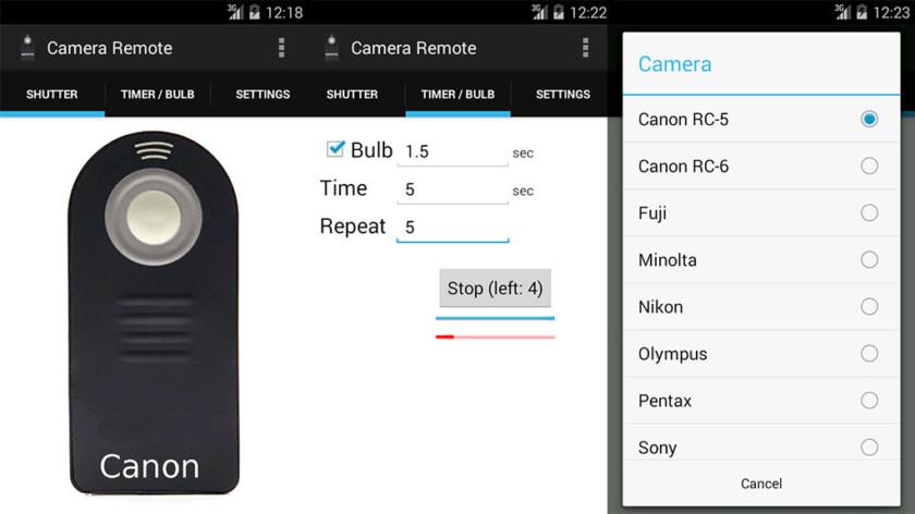 """Control remoto de la cámara: la mejor aplicación DSLR """"width ="""" 1200 """"height ="""" 674"""