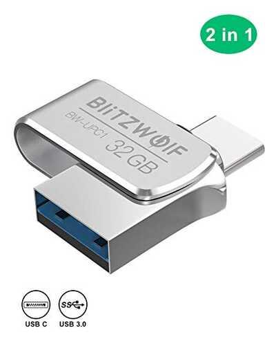 ▷ USB tipo C y USB 3.0, Conexión dual en memoria 64 GB + este cupón de descuento 1