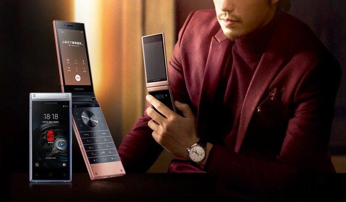 Samsung Flip 2020 -puhelin