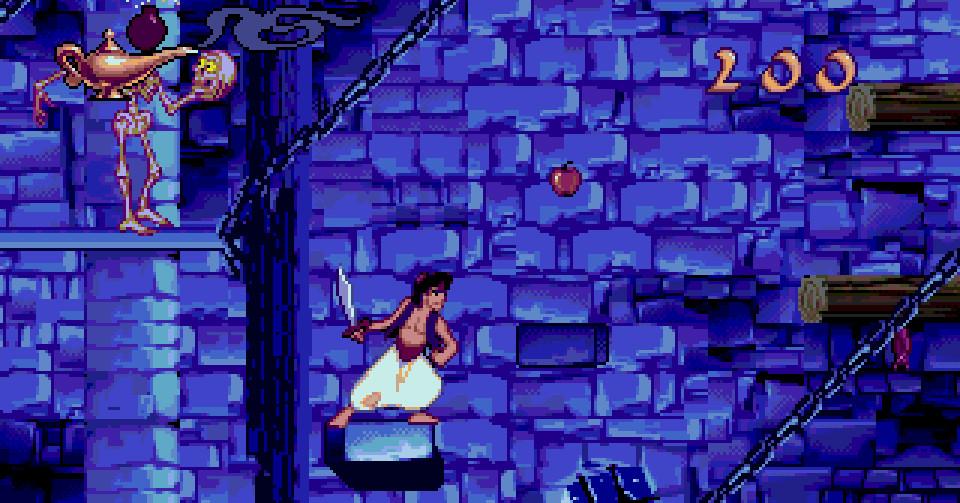 Aladdin, el videojuego Lion King fue relanzado en la consola y PC 2