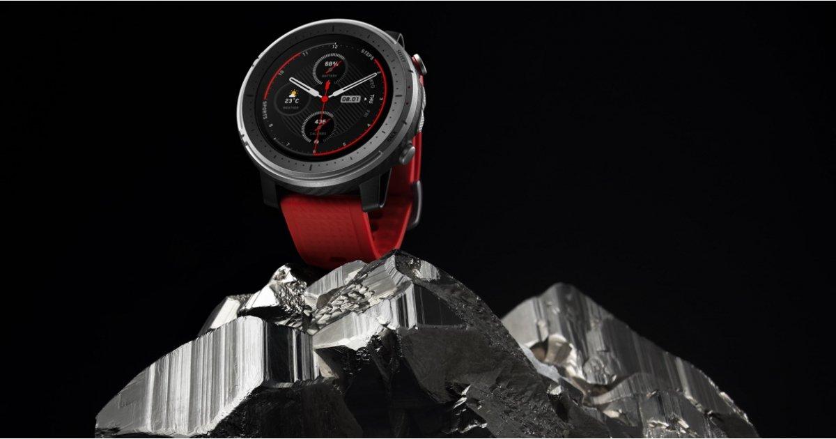 Amazfit Stratos 3 е надворешен часовник дизајниран да се справи со Garmin и Suunto 1
