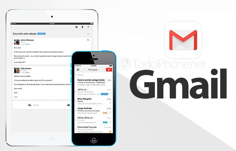 Gmail tətbiqi indi bildirişlərdən sürətli hərəkətləri dəstəkləyir 2